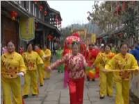 感受特色春节民俗 彭州新兴镇过年好热闹