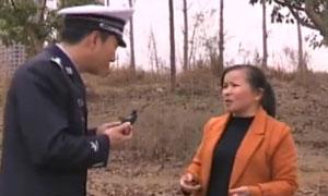 谭警官骂人了?