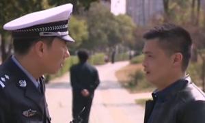 谭警官是个快乐的青年