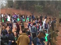 全国第40个植树节 全国义务植树活动成都站首发