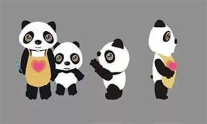 熊猫小记者在成都:不一样的中国年