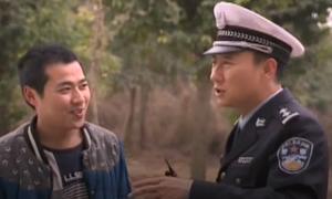 谭警官,成华大道太出名!