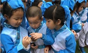 成都市第五幼儿园培风分园耕读小课堂开课啦