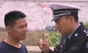 谭警官 我不是葫芦娃