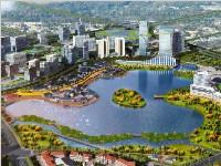 """""""全面落实年"""" 天府奥体城13个基础设施项目集中开工"""