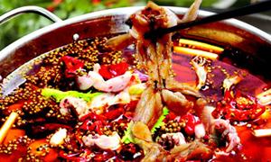 哇!新派泡菜文化美蛙火锅