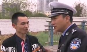 引人注目的谭警官