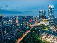 "2018中国""互联网+""总指数城市100强出炉 成都<font color=red>排名</font>第五"