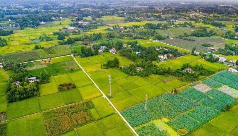 成都市大地景观再造工程:东西南北中各有特色