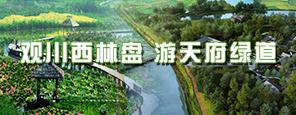观川西林盘 游天府绿道