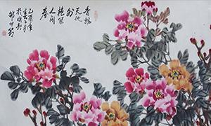 """国色天香""""邵牡丹"""""""