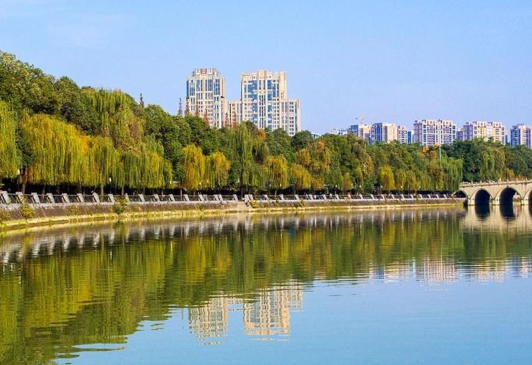 城市交区风景图片