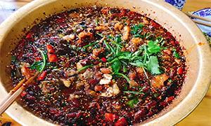 谢三盆江湖菜