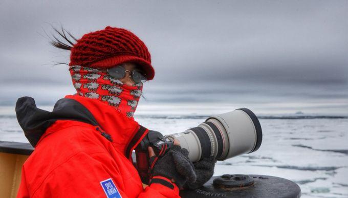 五次去非洲,与北极熊亲密接触,拍下企鹅呆萌可爱的样子,记录非洲原住
