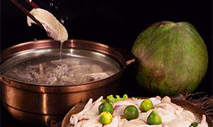 椰飨椰子鸡融合餐厅