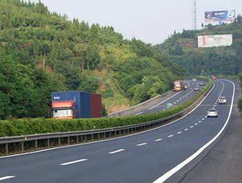 成南高速扩容项目获批 新建复线3段