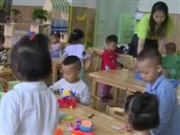 淮口实验幼儿园高板分园投入使用 让幼儿教育上新台阶