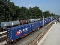 开辟运输新线路!中欧班列进入欧洲市场新口岸