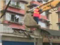 截止9月底 成都五城区共拆除违建46.6万平方米
