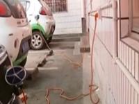 """电动车车主请注意!成都""""出招""""规范安装充电桩了"""