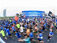 成都国际马拉松开跑啦!2.8万跑友等待发枪那一刻