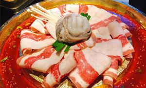 章鱼水煎肉