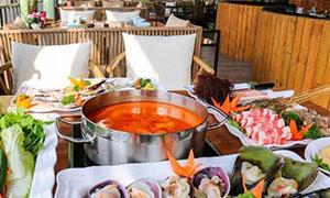 蕉塘泰式海鲜火锅