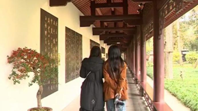 """""""杜甫千诗碑""""落成开放 成都再添世界文化名城闪亮名片"""