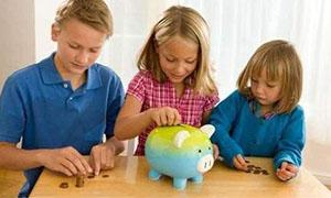 如何教會孩子理財
