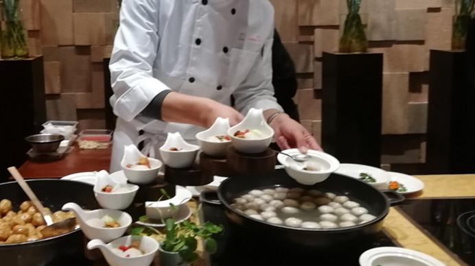 """成都国际美食节央视""""打卡""""  传播中华食文化之美"""