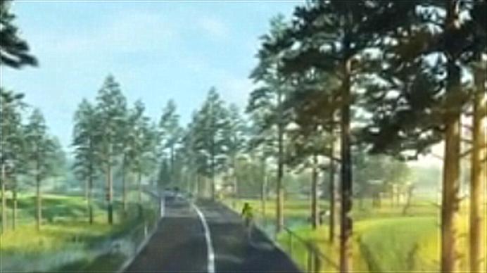 2019年1月13日天府新觀察:天府綠道 規劃成型 建設成網 功能成鏈