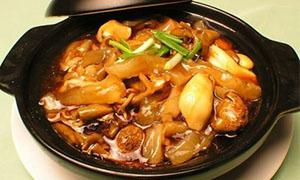 资深砂锅菜