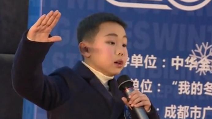 """30名成都赛区""""双语小记者""""脱颖而出 将参加全国总决赛"""