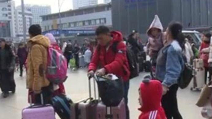 铁路:2019春运 川渝黔超4000万人出行
