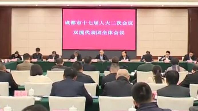 """范锐平参加双流代表团分组审议 强调要做到""""八个坚持"""""""