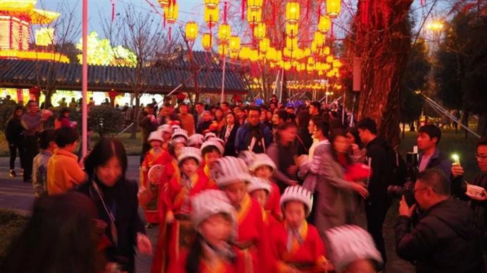 正月初六:无庙会不春节 连环赶庙会主题日