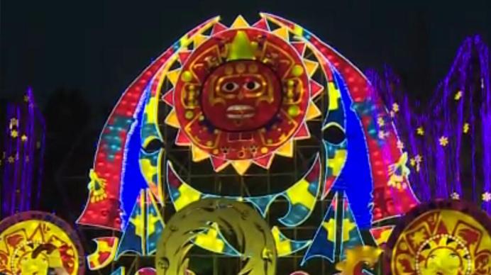 文化盛宴来袭!金沙太阳节今晚开幕 精彩节目先睹为快