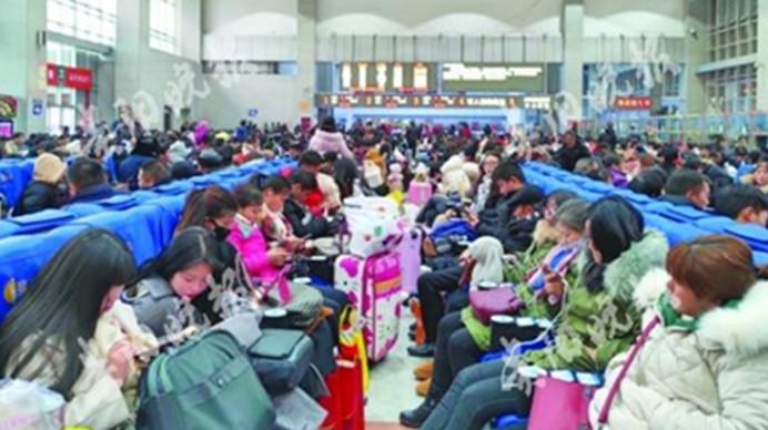 11日起 春运下半场四川、重庆、贵州3地将迎外出高峰