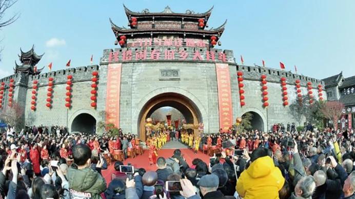成都:春节活动呈现文旅融合新模式
