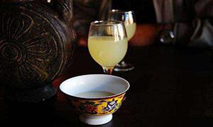 青稞酒酿制