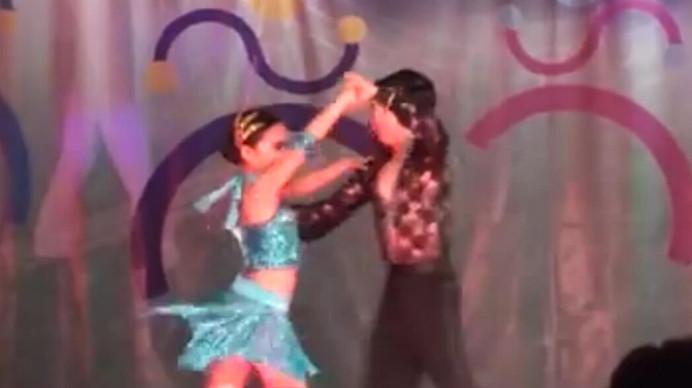 跳拉丁舞会引起性早熟? 不靠谱