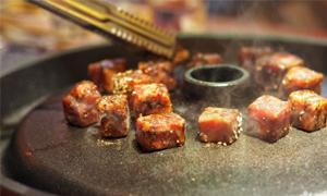 锦金敢烤川派烤肉