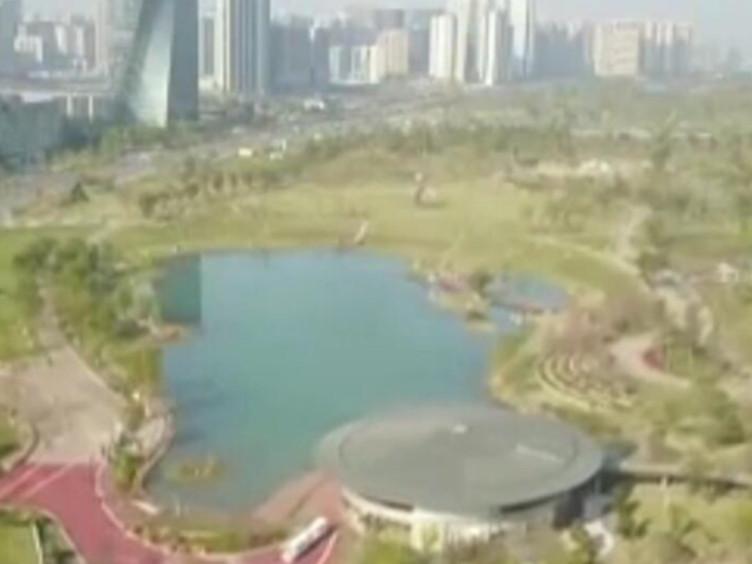 央媒集體點贊成都天府綠道:生態綠道串起公園城市幸福生活