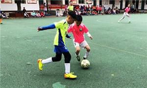 光荣小学学生足球队取得青少年校园足球市级联赛开门红