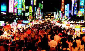 夜市大挑战·温江柳城夜市