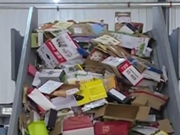 @龙泉驿的居民 大件生活垃圾有了一个好去处