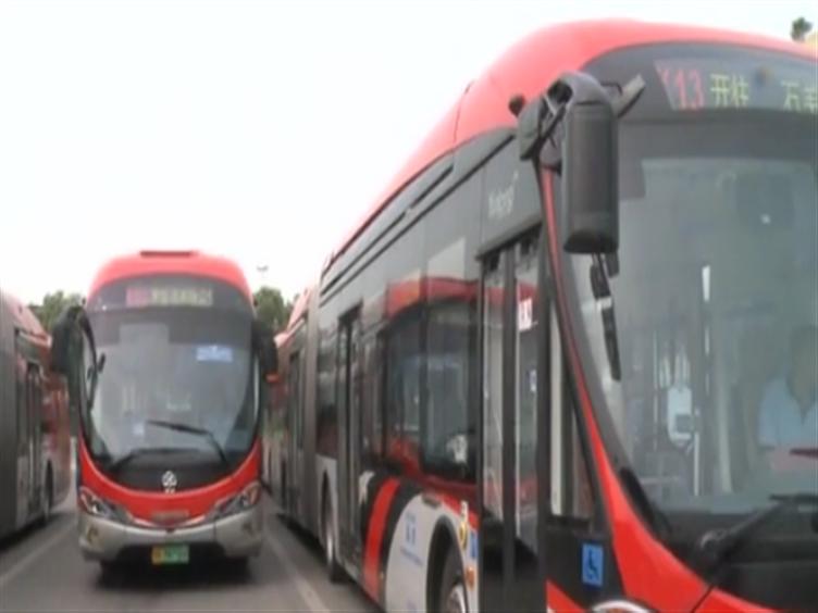 """最新BRT线路K13""""尝鲜""""九里堤到石羊场快20分钟"""