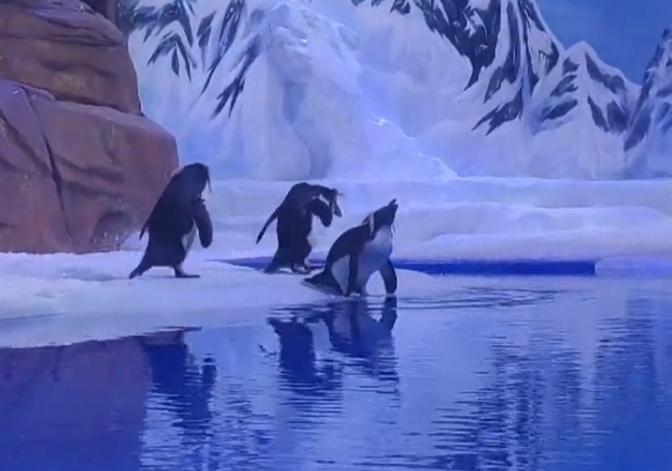 """企鹅老住户携手新成员回""""新家"""" 五一就能见面了!"""