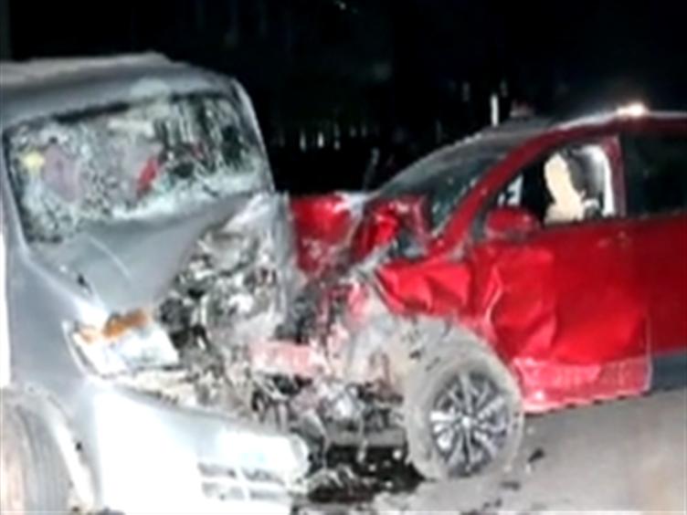 两车相撞一死一重伤 民警凭借一条勒痕锁定肇事者