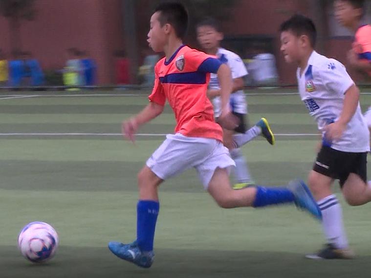 展足球小将风采 第十四届全国少儿足球邀请赛圆满落幕